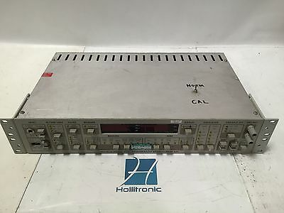 Wiltron Transmission Measurement Set Model 9601 Normcal Switch