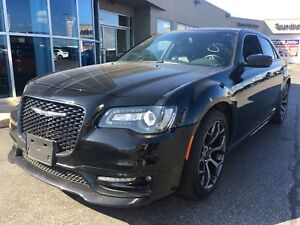 2018 Chrysler 300 ***S***LEATHER***PANOROOF***NAVI***LOADED***