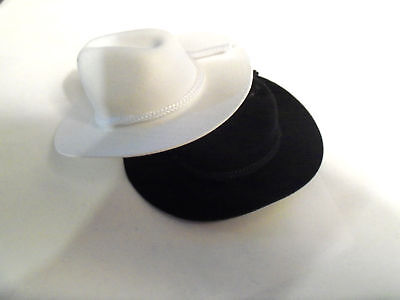 Cowboy Hat Cake Topper Black or - Cowboy Cake