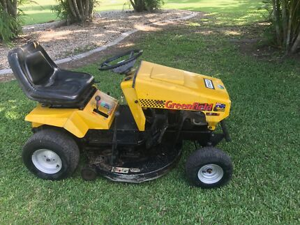 $_75 greenfield ride on mower lawn mowers gumtree australia free  at creativeand.co