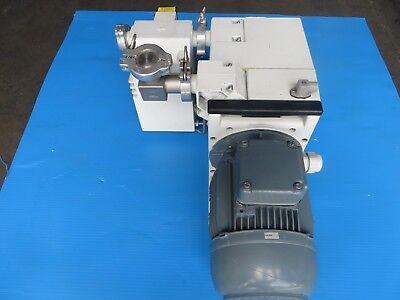 Leybold Trivac D16b Rotary Vane Dual Stage High Vacuum Pump Pn D16bcspfpe