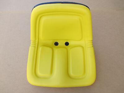 Yellow Seat For John Deere Jd Garden Tractor 312 314 316 317 318 330 400 420