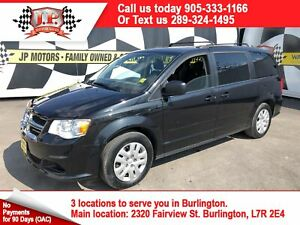2016 Dodge Grand Caravan SXT, 3rd Row Seating,