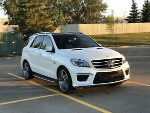 Mercedes ML63 AMG—24,000kms!!—One owner