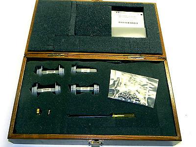 Agilent Hp Keysight V11644a Wr-15 V-band Calibration Kit 50-75 Ghz Complete