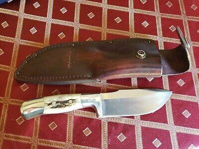 Ruana Skinner Hunter Knife 28CD