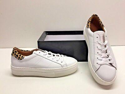 Skechers Street Alba Wild Walkers White Fashion Tennis Sneakers Shoes Womens 7 - Street Walker Shoes