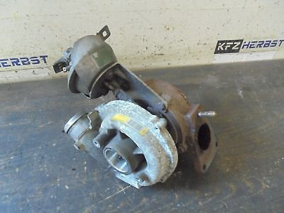 turbo charger Ford Mondeo IV 9662464980 2.0TDCi 103kW QXBA 162463