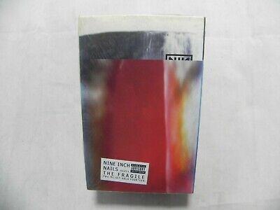 Nine Inch Nails - The Fragile Korea Double Cassette Tape SEALED NEW