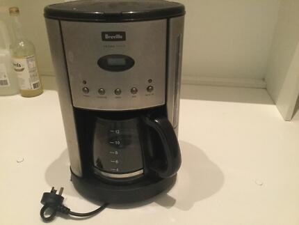 Breville drip auto coffee maker