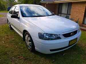 2003 Ford Falcon Sedan Medowie Port Stephens Area Preview