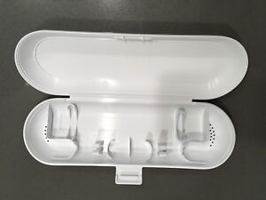 Philips Sonicare Flexcare & Healthy White Plastic Travel Case