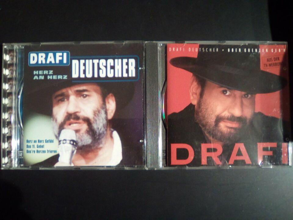 CD`s DRAFI DEUTSCHER - je CD 3,50€ in Lüneburg