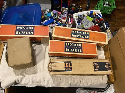 Lionel 616 Flying Yankee Set From 1935 - 1941