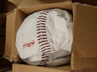 Budweiser Baseball Bean Bag - Baseball Bean Bag