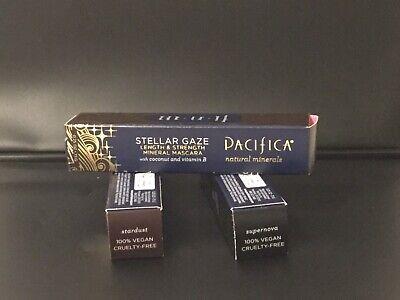 PACIFICA - Stellar Gaze Length & Strength Mineral Mascara -