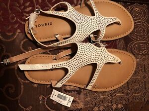 Torrid size 8 shoes NEW With Tags