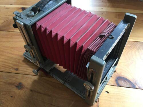Vintage 4x5 BURKE and JAMES Large Format Camera