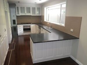 Fully equipped kitchen with sink, stove top, oven, dishwasher Wheelers Hill Monash Area Preview