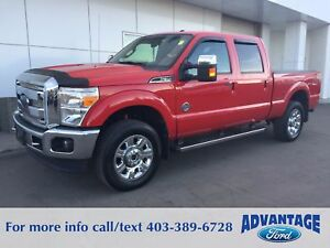 2012 Ford F-350 Lariat V8 Diesel - No Accidents!