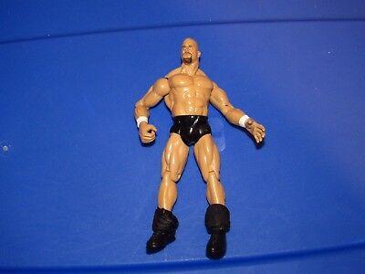 WWE WWF Wrestling Figure : Jakks 1999 : Steve Austin