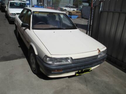 NOW WRECKING 1991 TOYOTA SV21 CAMRY SEDAN Gladesville Ryde Area Preview