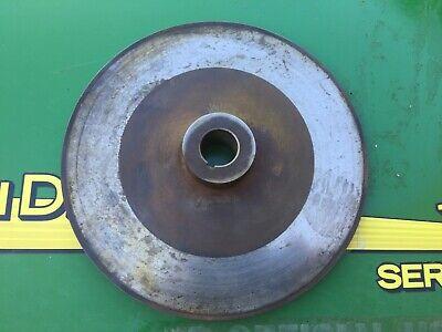 John Deere 1200a Brake Disc  Bunker Rake Infield Groomer