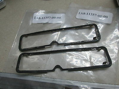 NOS Yamaha Cylinder Head Gasket Seals 1975 - 1978 XS500 1A8-11357-00 QTY2