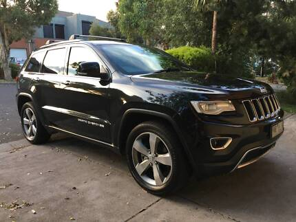 Jeep Grand Cherokee 2013 WK Limited Wagon 5dr Spts Auto 8sp 4x4 3