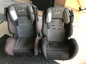 2 car seats - 3 years old
