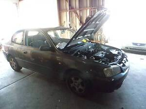 WRECKING / DISMANTLING 2002 HYUNDAI ACCENT 1.5L AUTO North St Marys Penrith Area Preview
