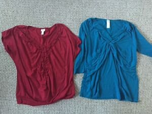 XL Tops - maternity