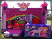 Unicorn jumping castle hire Highland Park Gold Coast City Preview