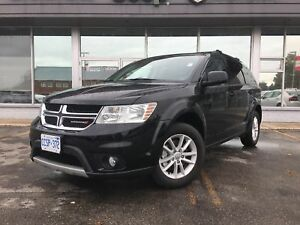 2017 Dodge Journey SXT | Demo | DVD | Navigation