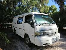 MAZDA E2000; 2003; FULLY EQUIPPED; NATIONAL WARRANTY INCLUDED Cairns Cairns City Preview