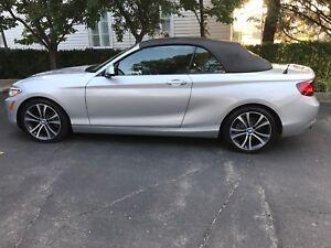 2015 BMW série 228 I x Drive Cabriolet
