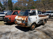 Toyota lite ace pick up and van shop truck Harcourt Mount Alexander Area Preview