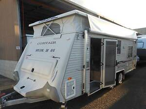 2004 Coromal Corvair 547 Shower/Toilet Pop Top... Pialba Fraser Coast Preview