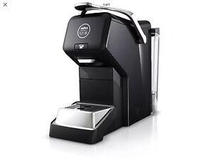 AEG LM3100-U Lavazza A Modo Mio Espria Pod Coffee Machine In Black