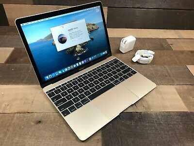"*LOOK!* 2015 Apple MacBook 12"" 12in Gold 1.2GHz Intel Core M 8GB 512GB MK4M2LL/A"
