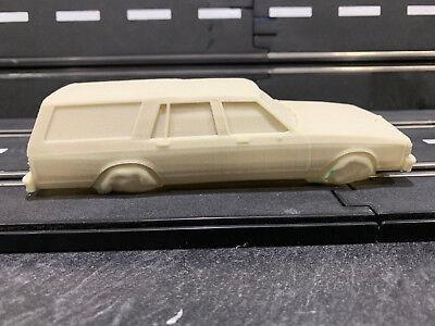 1/32 RESIN 1982 Chevrolet Chevy Caprice Station Wagon