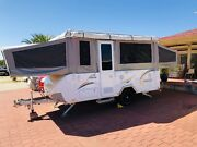 Jayco Swan 2016 Camper with Solar Rooftop Panels Maddington Gosnells Area Preview