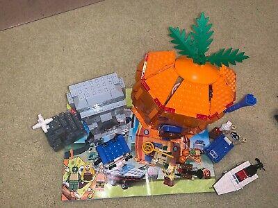 Lego SpongeBob SquarePants 3827 Adventures in Bikini Bottom w/o box