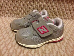 Toddler size 6 running shoes