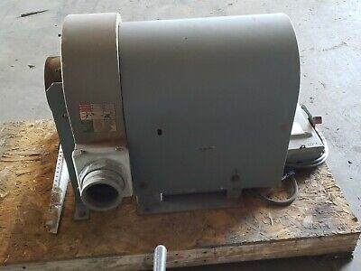 Dayton 5 Hp Blower Belt Drive 515cfm