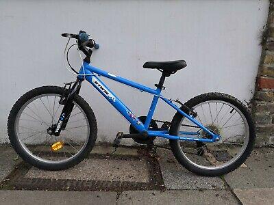 "btwin Racing Boy iii 20""wheel bike - for 6 to 8 year old"