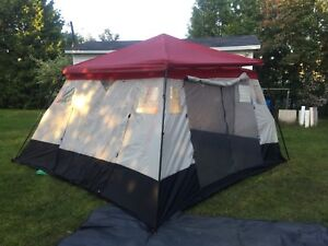Camping cuisinette roots 12x12