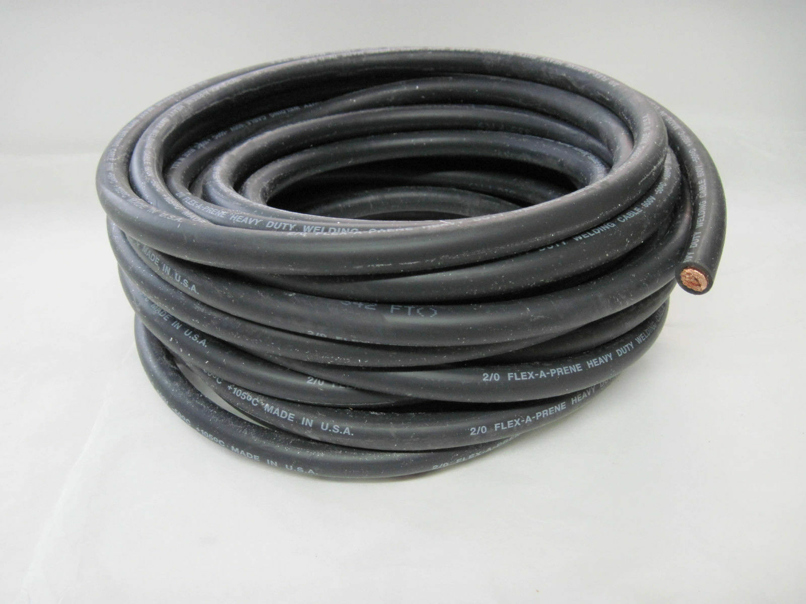 4 Gauge Welding Cable Ebay