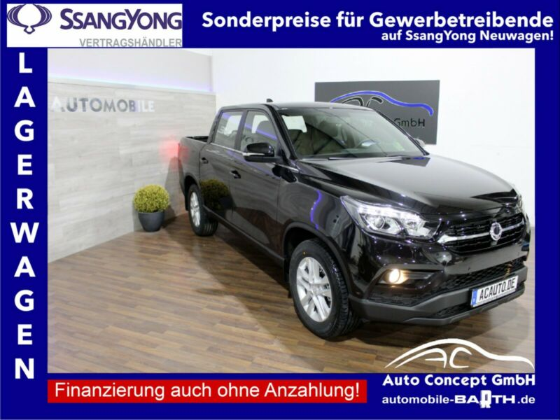 Ssangyong MUSSO Sapphire MY20 4WD Automatik