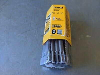25 New 14 X 6 Sds Plus Carbide Tipped Concrete Drill Bits Dewalt Dw5417b25